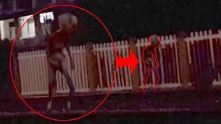 GHOSTLY FIGURE CAUGHT ON CAMERA FROM HAUNTED RAILWAY STATION | Scary Videos | Real Ghost sighting
