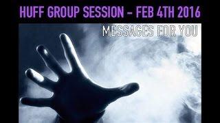 Huff GROUP SPIRIT SESSION Expiriment  - Real Spirit Research/Expiriments.