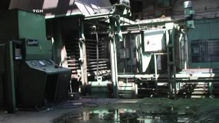 Spokende Biervaten fabriek Dag opnames
