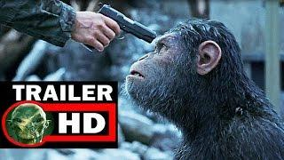 War for the Planet of the Apes 3- oficial trailer FULL HD 2017- new trailer #2