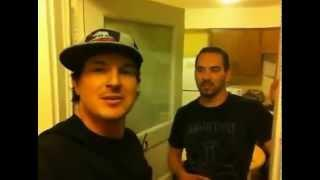 aarons vlog ghost adventures cribs nick Groff's place