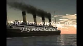 Mardi 20 août : Émission spéciale Titanic sur 925.nock.ca !