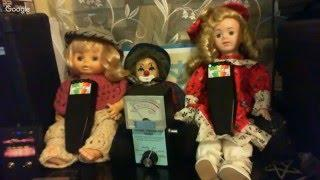 WATCH THE SPIRIT DOLLS, TINA, CHESTER, DEBBIE , While i Sleep.