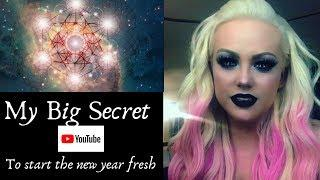 My Big Secret Reveal! Let's Start The New Year Fresh!