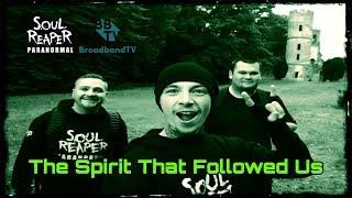 The SPIRIT That Followed | Wentworth Castle Gardens | Paranormal Barnsley