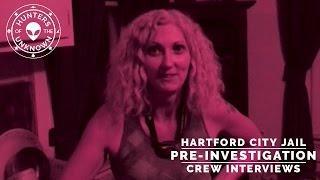 Hartford City Jail Pre-Investigation Interviews