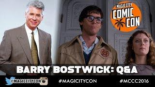 Barry Bostwick Q&A at Magic City Comic Con Jan 2016