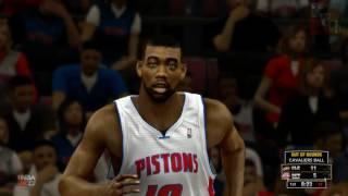 nba Cleveland Cavs Vs Detroit Pistons (full Game)