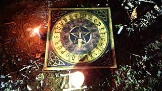 Live Ouija Board And Coultous Box Session