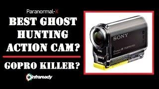 Real GOPRO Beater? | The Best GHOST Hunting Camera? | PARANORMAL Action Camera Review!