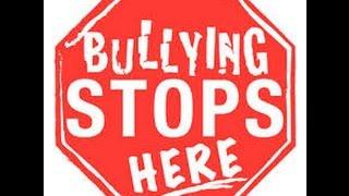 Stop Bullying Everywhere Always Remember Its Never Your Fault!