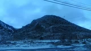 "Mount Davidson & Ophir Hill - Part 1 ""Winters Wraith"""