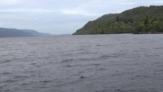 Amazing new footage of the Loch Ness Monster!
