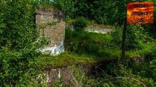 Unreal Abandoned Places in forests. 12 Top Military Secrets in the Wood. United States.