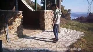 Οδοιπορικό Ιερό Απόλλων Πτωου Έρευνα ραβδοσκοπίας