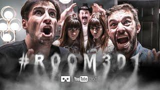 LA'S MOST HAUNTED HOTEL (360 VIDEO) |  #Room301