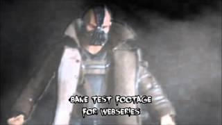 Bane Test #2 For Paranormal Toy Webseries