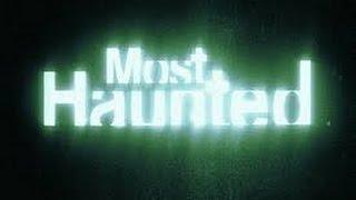 MOST HAUNTED Series 8 Episode 7 Royal Exchange Theatre
