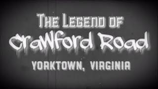 Crawford Road in Yorktown, Virginia