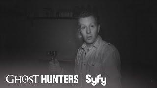 GHOST HUNTERS (Clips) | 'Pizza Shots' | Syfy