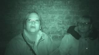Redoubt Fort ghost hunt - 14th April 2018 - VIP Review