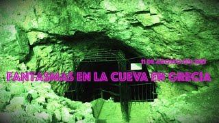 Fantasmas reales hablan en la cueva