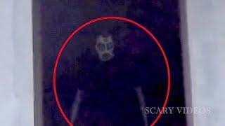 Real Frustrated Ghost Like Creature Caught On CCTV Camera!! Ghost Videos