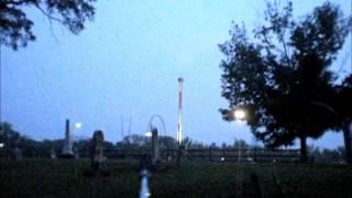 Paranormal Investigation of Kings Island Amusement Park (part one)