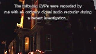 Edison Shaw Paranormal-EVP's-St. Charles, MO-Ghosts-Electronic Voice Phenomenon