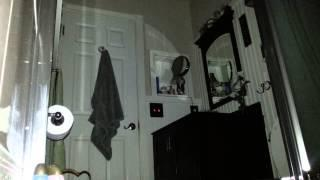 Ghost spirit moves camera.