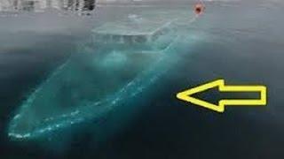 Proof that El Faro Cargo Ship was a Ghost Ship