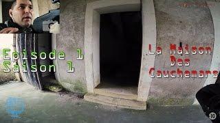 UNE FAMILLE TUEE PAR UN FOU (Chasseur de Fantômes) Lieu hanté - Exploration nocturne