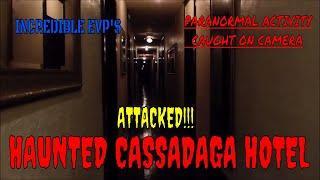 HAUNTED CASSADAGA HOTEL (PARANORMAL ACTIVITY CAUGHT ON CAMERA)!!