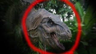 Real or Fake? TOP 5 REAL Dinosaurs Sightings Caught On Camera, Alive Dinosaur