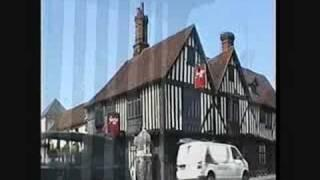 GHOST  INVESTIGATION IN ANCIENT HAUNTED SIEGE HOUSE PART 1