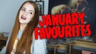 January Favourites 2018!