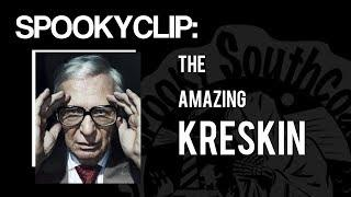 SpookyClip: Reading Thoughts and Influencing Behavior - The Amazing Kreskin