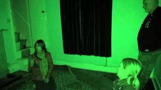 Paranormal Film - Dance of the Orbs
