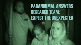 Paranormal Answers Research Team, When Everything Goes Wrong