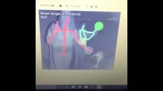 Ghostly Child Figure Appears on SLS Stickman Software