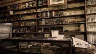 Behind the Shadows - S2E8 (Phelp's General Store & Palmyra Historical Museum)