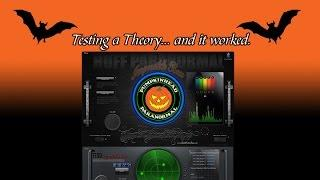 IB-1 Ghost Box & Spirit Radar Theory Test... Successful & Amazing.