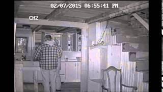 Orb or dust? - Caretakers Paranormal Investigations - Truro, Nova Scotia