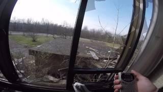 Abandoned Creepy Reid Memorial Hospital Exploration Alone with Spirit Box Haunted Indiana Urbex