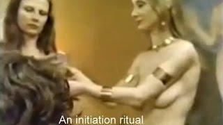 BBC TV Interview Janet and Stewart Farrar Witches & Witchcraft