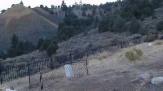 "Virginia City Hebrew Cemetery - Part 7 ""Investigating For The Strange"""