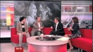 Ghost Stories on BBC Breakfast