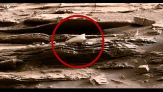 Impossible Object Found On Mars