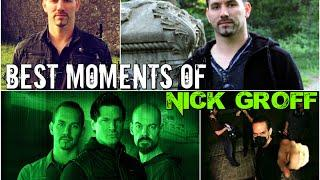BEST MOMENT OF NICK GROFF ON GHOST ADVENTURES