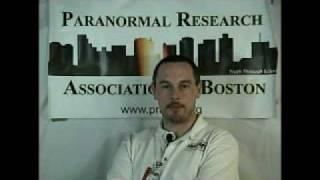 Ian Murphy, Lead Investigator, PRAB
